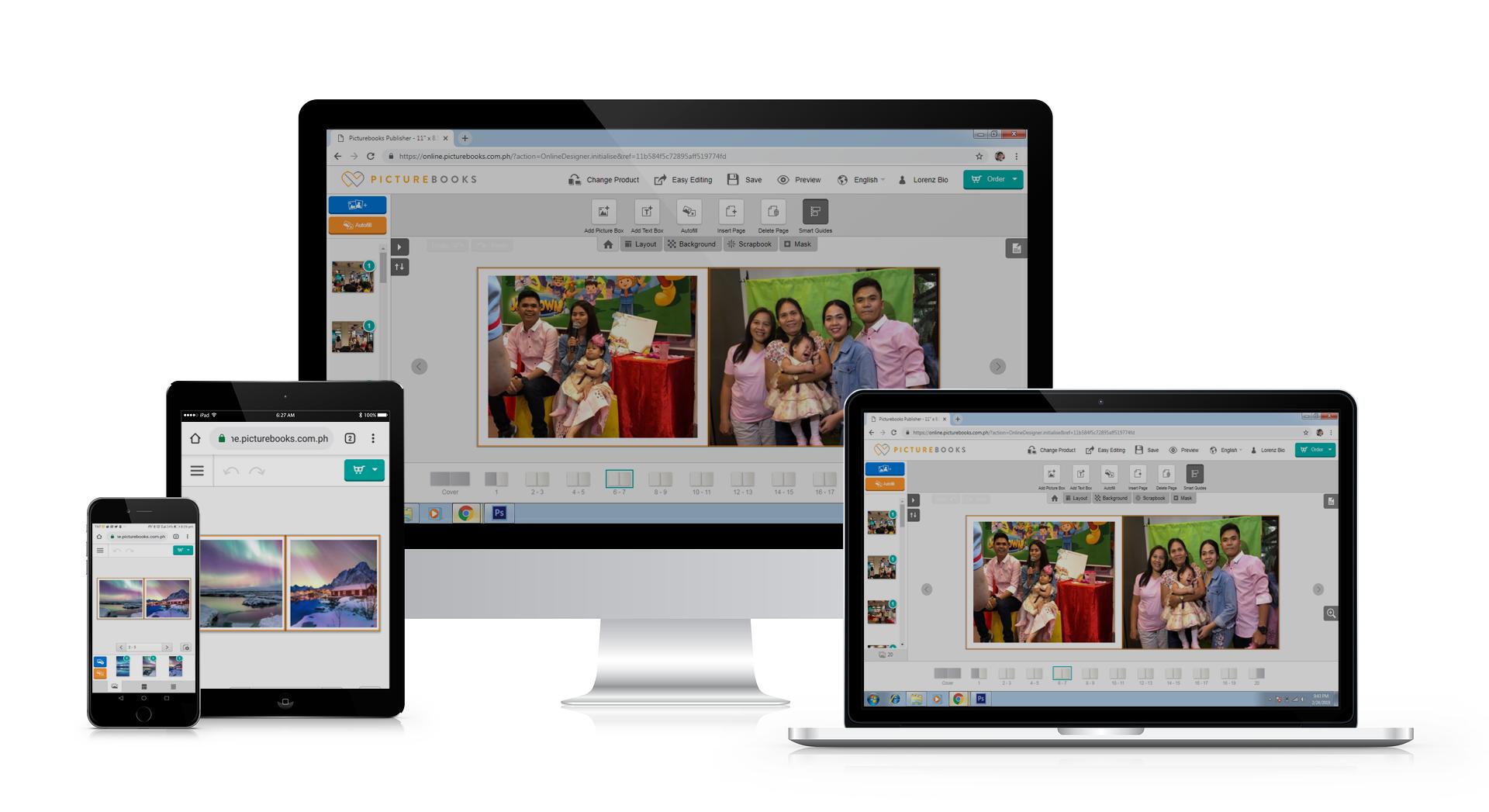 Online Publisher - PictureBooks